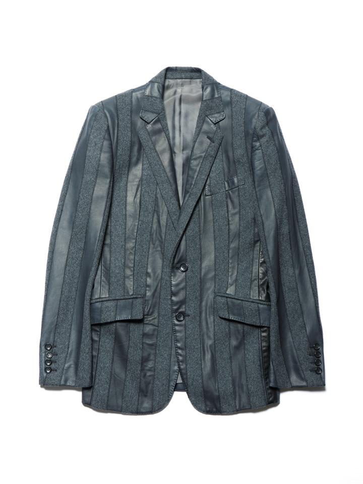 【シェラック】レザージャケット