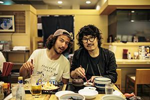 11.羽田到着。最後に空港内で夜ご飯で締めて、今回の沖縄旅終了です!!