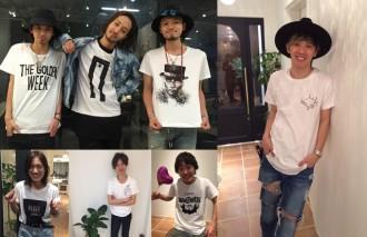 10ブランド×Men's JOKER 別注TシャツSNAP【注目サロンのスタッフ編】
