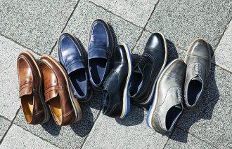 〈クリスチアーノ ロザーニ〉は買いだ!<br>ONでもOFFでもハマる!<br>イタリアメイドの傑作革靴
