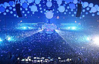 世界一美しいフェス「センセーション」今年も9月3日[土]日本にて開催!