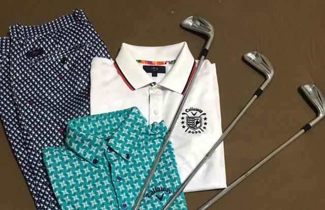 「趣味のゴルフ」