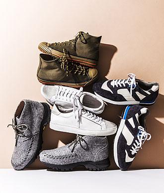 EXCLUSIVE FOOTWEAR