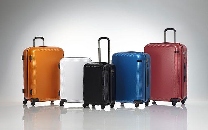 日本の美意識を感じさせる優雅で、快適なスーツケース