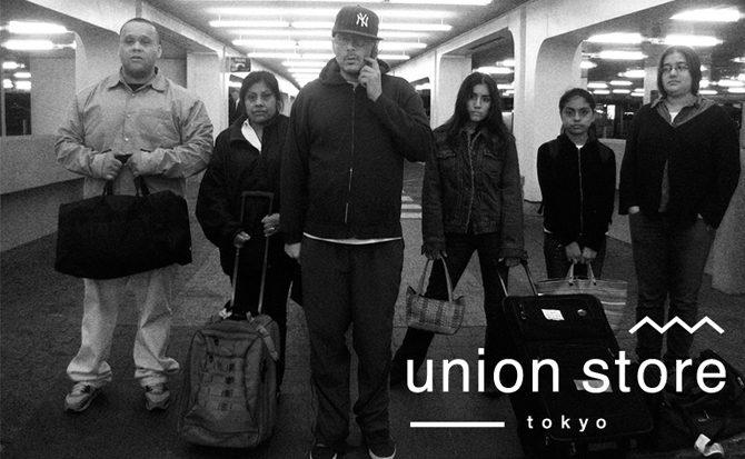 国内外のファッショニスタが集う原宿を発信基地とする〈union store tokyo〉が9/10(土)オープン!