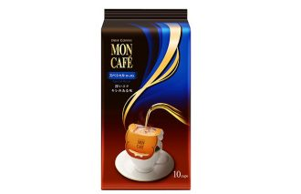 ドリップコーヒーの〈モンカフェ〉より、コクとキレのある「スペシャル ロースト」新発売