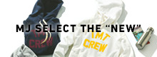 SELECT THE NEW 今月の「メンズジョーカー プレミアムピックアップアイテム」-TMT-