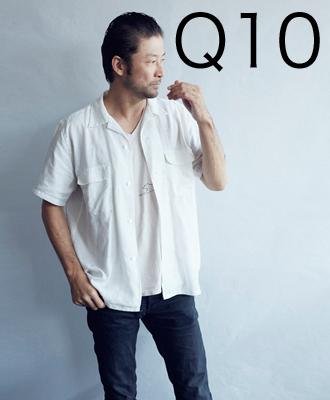 浅野忠信さんへ「一問一答」Q10