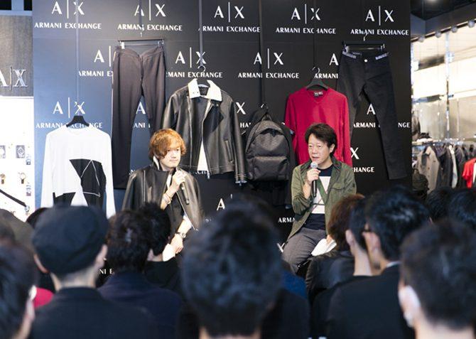 MB&MJ PRESENT『A|X NIGHT&DAY SALON』イベントレポート!!