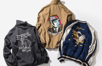 EXCLUSIVE GRAPHIC OUTER