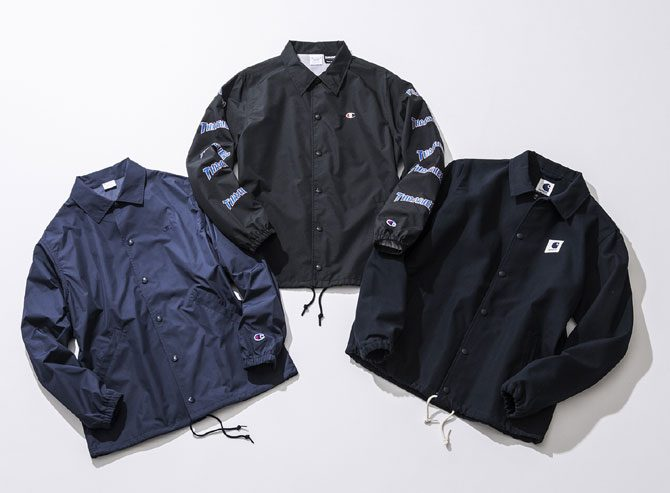 "MJ SELECT THE ""NEW"" コラボ・別注 コーチジャケット【COACH JACKET】"