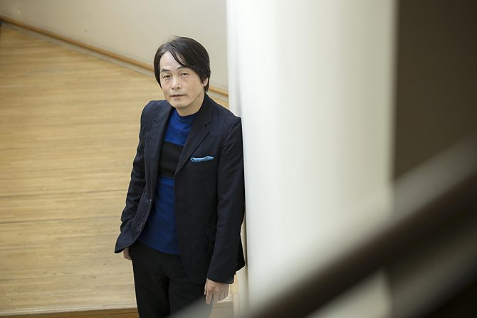 <h1>作家 石田衣良さんの書棚</h1>