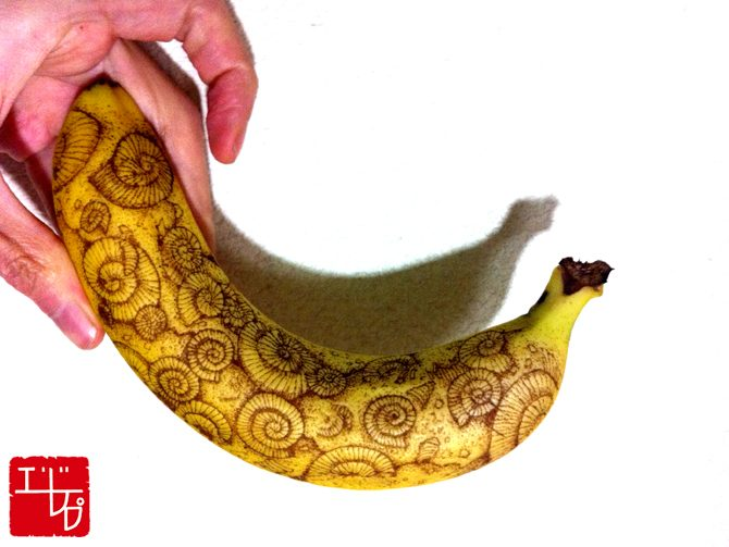 【エンドケイプ】第三十一回 化石のバナナ