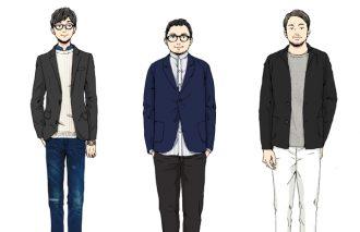 体型別にベストマッチなタイプと色を解説! そのジャケットとジーンズ、ホントに似合ってる?!