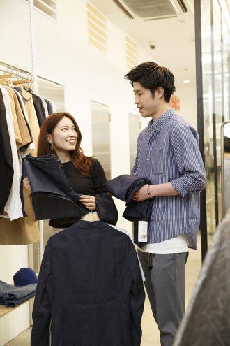 美女が服を選んでくれる、買い物同行サービス『エランデ』を試してみた。~前編~