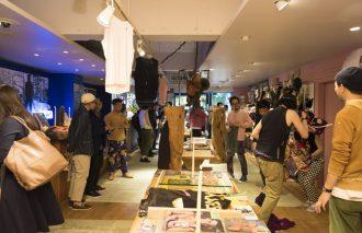 東京・代官山にある〈フリーシティ〉で行われたポップアップイベント「MAKER2017」