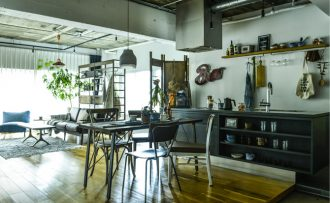 """journal standard Furnitureの家""に住める リノベーションサービスを開始"