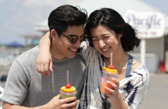 真夏のメンズビューティ物語 第2話「美女が恋に落ちる香りと、、」
