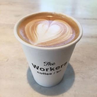 The Worers coffee/bar