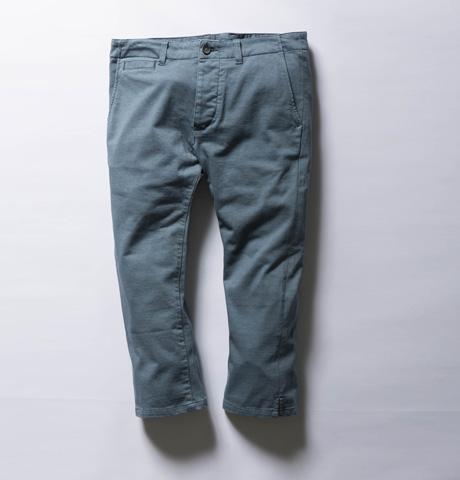 オーレットの七分丈パンツ