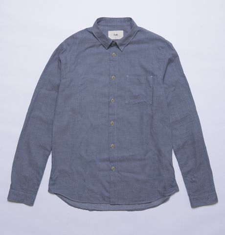 Folkの長袖シャツ