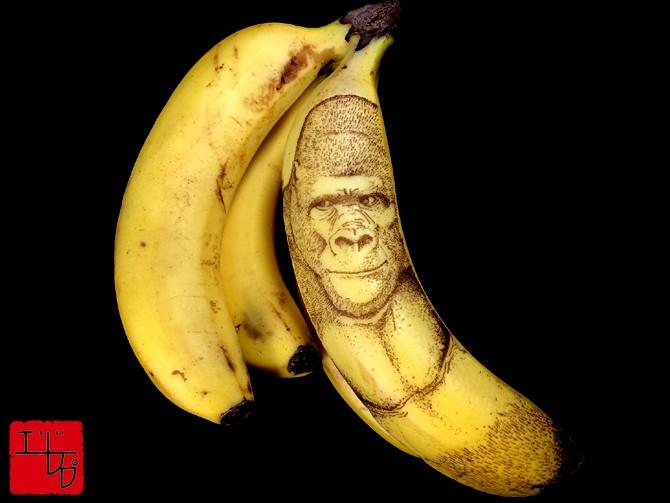 第十四回 ドラミングバナナ