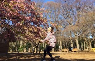 【春のおとずれ】