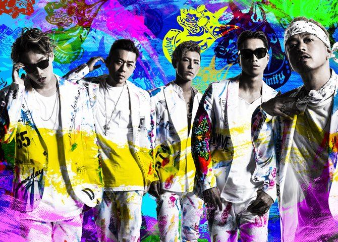 DOBERMAN INFINITY全国ツアー後待望の<br>シングル「GA GA SUMMER / D.Island feat. m-flo」発売!