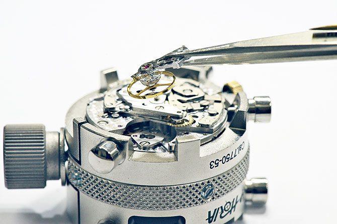ウオッチメーカー(時計修理師)の仕事を体験できる貴重なチャンス!