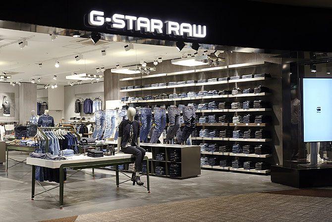 MJでもおなじみの〈ジースター ロゥ〉が今月国内に2店舗をオープン
