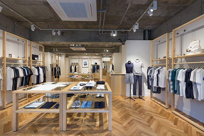 1860年創業の英国老舗ブランドが今月、グランフロント大阪に出店