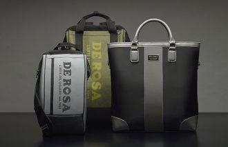イタリアの名門・自転車ブランドから今季よりバッグが発売