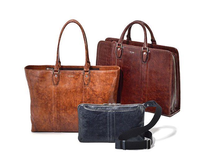 ウルティマトーキョーの国産バッグに新型 クラシカルなデザインに豊富な機能