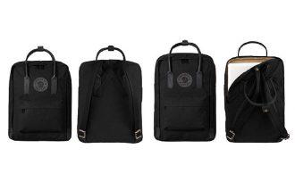 人気上昇中の「カンケン」バッグにオールブラックの高機能モデルが登場