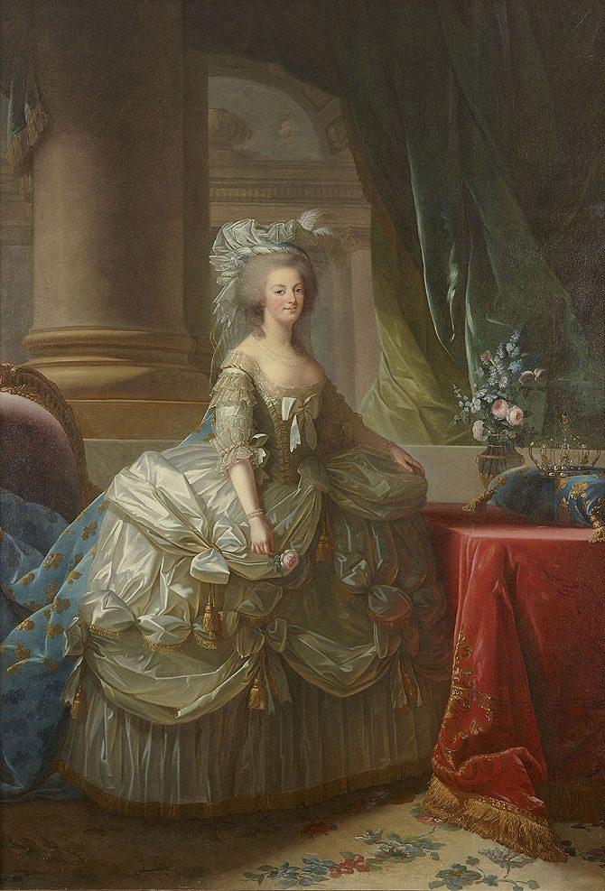 「ヴェルサイユ宮殿《監修》<br>マリー・アントワネット展 美術品が語る<br>フランス王妃の真実」