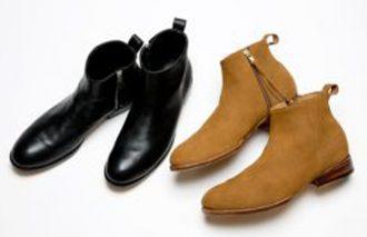 【PR】ジャパンブランド同士が組んだ<br>野暮ったさゼロの傑作ブーツ!