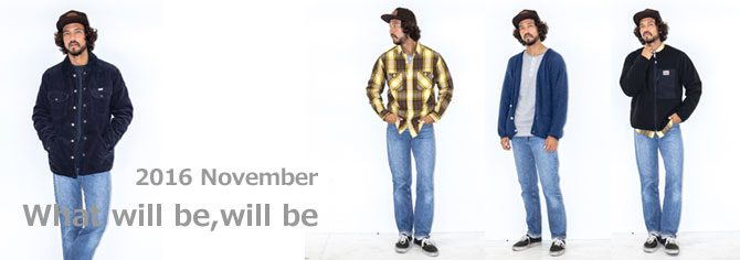 What will be,will be 2016.11月