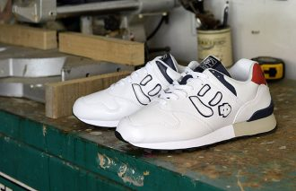"""イタリアのデザインと日本の靴作りが融合した<br>〈にゅ〜ず〉の傑作。海外で大人気! """"ハンドメイド•スニーカー""""とは?"""