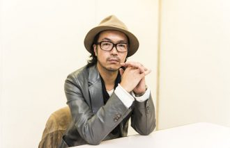 映画監督・音楽家 半野喜弘さんの書棚