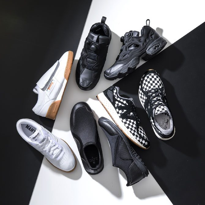MJ SELECT THE NEW<br>EXCLUSIVE&NEW SNEAKER
