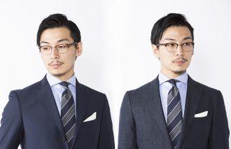 スーツの基礎知識2 生地の種類と代表的メーカーを知る