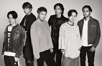 EXILE THE SECOND<br>NEW ALBUM発売記念 スペシャルインタビュー!
