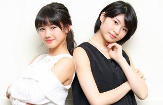モーニング娘。'17の13期新メンバー 加賀 楓、横山玲奈インタビュー【後編】