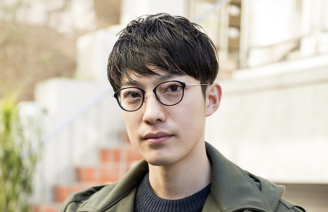 俺に似合うメガネの選び方 第3回顔のタイプ別にSNAP編
