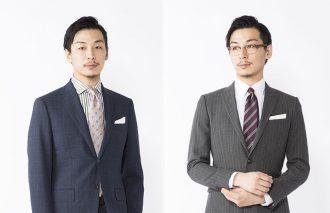 スーツの基礎知識3 柄と機能性を知る