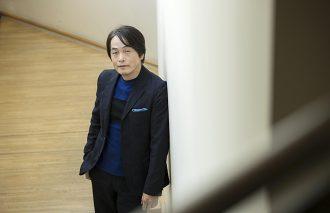 作家 石田衣良さんの書棚