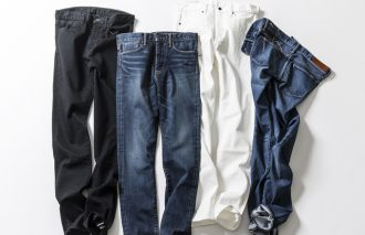 "MJ SELECT THE ""nano・universe "" EXCLUSIVE JEANS コラボ ジーンズ"