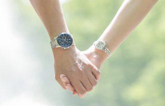 時計でつながるふたりの絆 Everyday Enjoy Gift