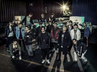 <br>THE RAMPAGE from EXILE TRIBE<br>2nd シングル「FRONTIERS」<br>~ロングインタビュー~