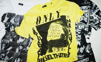 【DIESEL 2017FW PREVIEW COLLECTION】ー グラフィックTシャツ ー